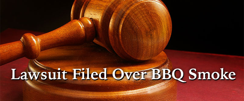 Suit Filed in Austin Over Barbecue Smoke